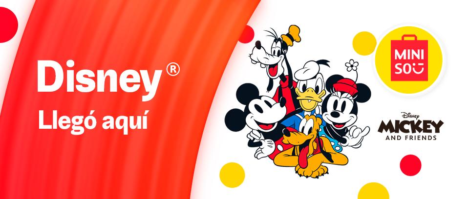 Miniso Julio Disney