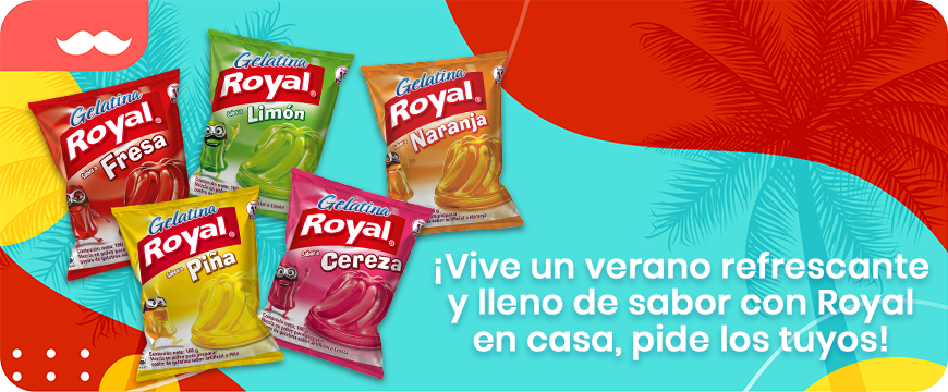 Mondelez Royal