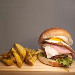 2x1 Royal Burger