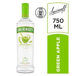 Smirnoff Green Apple 750 Ml