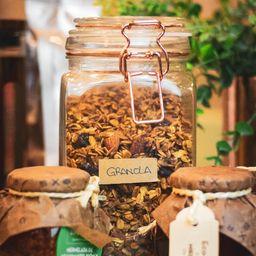 Granola Artesanal y Vegana
