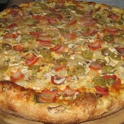 Pizza Tocino Tropical Familiar