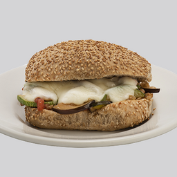 Sandwich Vegetariano (caliente)