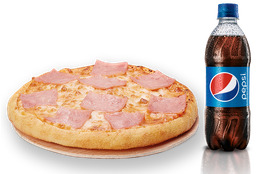 🍕 Combo Personal