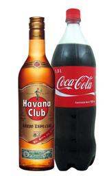 Ron Havana Añejo Especial + Coca Cola 1.5