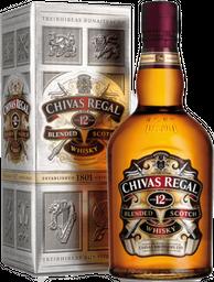 Whisky Chivas Regal 1 lt.