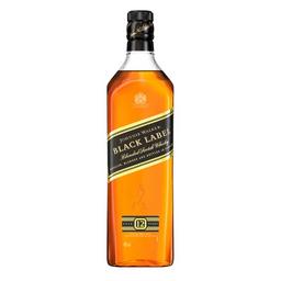 Whisky J.Walker Black  750 ml + Hielo
