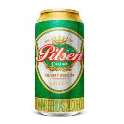 Cerveza Pilsen Lata