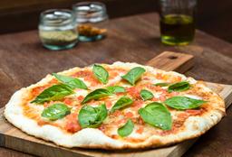 Pizza Margarita Peralta Mediana