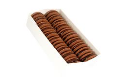 Alfajores de Chocolate x 20