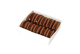 Alfajores de Chocolate x 10