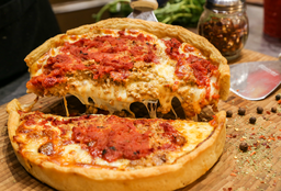 Deep-Dish Chiliqueso
