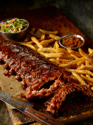 Baby Rack Ribs (Full)