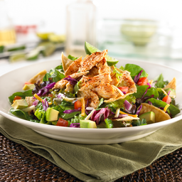Chipotle Yucatan Chicken Salad