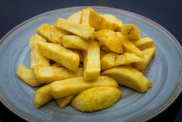 Papas Amarillas Fritas