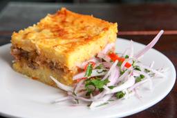 Pastel de Choclo y Carne