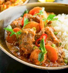 Estofado de Res al Curry