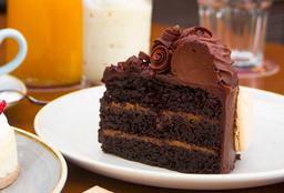 Torta de Chocolate Cumpleañera