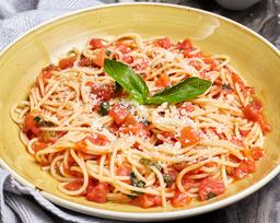 Spaghetti Mediterráneo