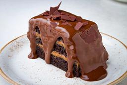 Torta de Chocolate de Santo
