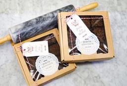 Caja de Brownies