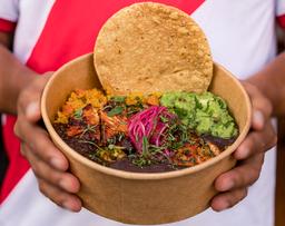 Cholo Bowl de Pollito Anticuchero