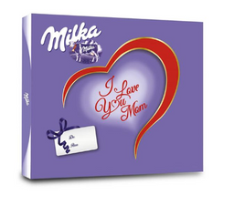 Milka Two I Love you Mom 200 GR.