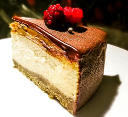 Cheesecake Bombón