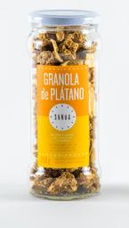 Granola De Platano SANÚA - 250g