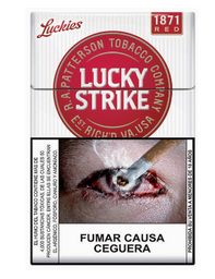 Lucky Strike Red 20 unidades