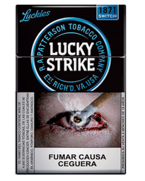 Lucky Strike Click & Roll