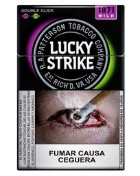 Lucky Strike DBl Click Wild 20 unidades
