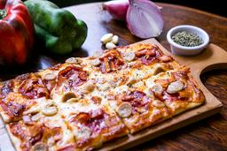 Combo Pizza + 2 Cervezas
