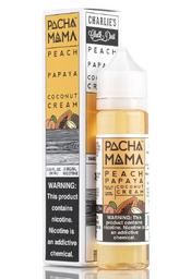 Peach Papaya Coconut Cream 0 mg
