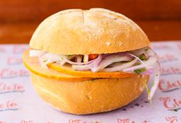 Sándwich de Jamón Del País