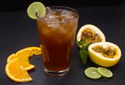 Ice Tea de Naranja y Maracuyá