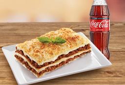 Dúo Lasagna Bolognesa