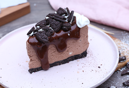 Cheesecake de Nutella & Oreo