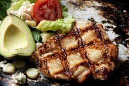 1/2 Parrillero Original con ensalada