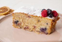 Cake de Frutos Rojos