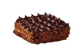 Brownie con Fudge