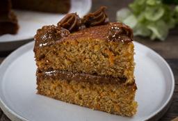 Tortita Zanahoria C/ Manjar