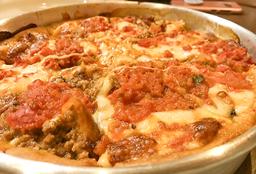 Deep-Dish La Que Suda