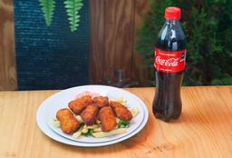 Nuggets + Papas fritas + Gaseosa Personal
