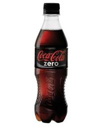 Coca Cola 500 ml  Zero