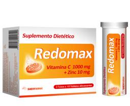Redomax Caja X 1 Tubo Efervescente C/u