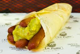 Enchilada de Hot Dog