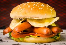 Sándwich Hot Dog
