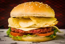 Sándwich Royal de Chorizo