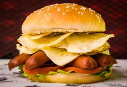 Sándwich Royal de Hot Dog